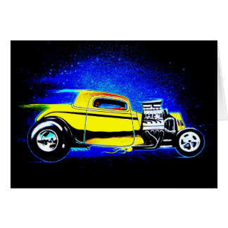 American Graffiti 2009 Card