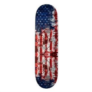 American Graffiti Grunge Custom Pro Park Board Skate Boards