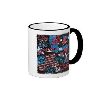American Graffiti Mug