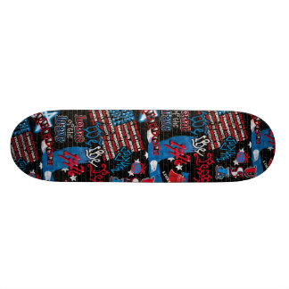 American Graffiti Skateboard Deck