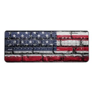 American Graffiti- Wireless Keyboard