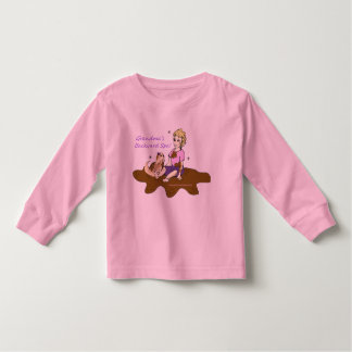 American Granny Backyard Spa Toddler T-Shirt