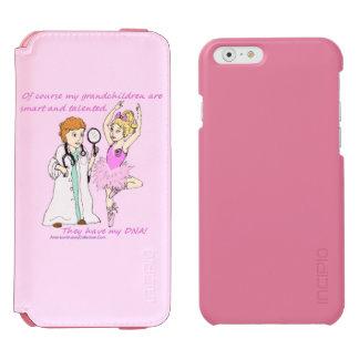 American Granny Granny's DNA iPhone Case Incipio Watson™ iPhone 6 Wallet Case