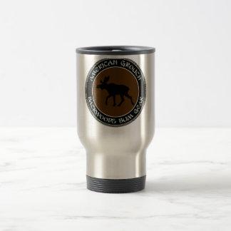 American Grouch Backwoods Bum Gear Field Mug