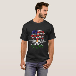 American Grown With Indiana Roots T-Shirt
