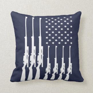 American Guns Cushion