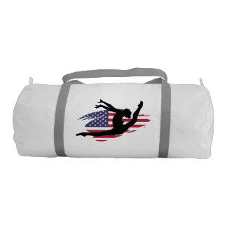 American Gymnast Gym Duffel Bag