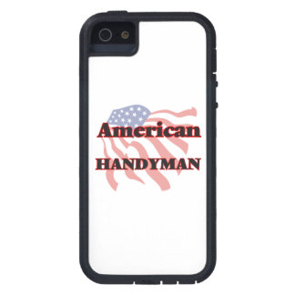 American Handyman iPhone 5 Cover