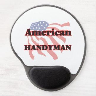 American Handyman Gel Mouse Pad