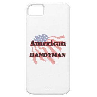 American Handyman iPhone 5 Cover