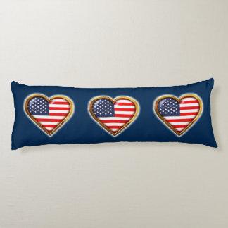 American Heart Body Cushion