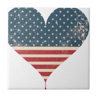 AMERICAN-HEART CERAMIC TILE