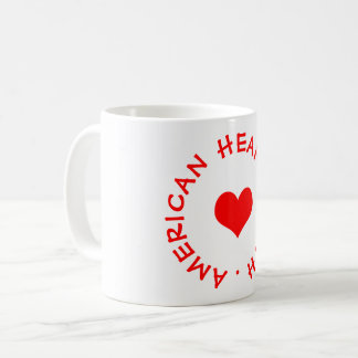 American Heart Month Coffee Mug