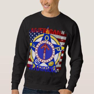 American Heathen--Police Sweatshirt
