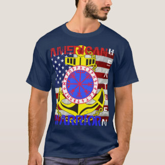 American Heathen--Sailor T-Shirt