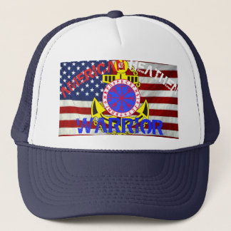 American Heathen--Sailor Trucker Hat