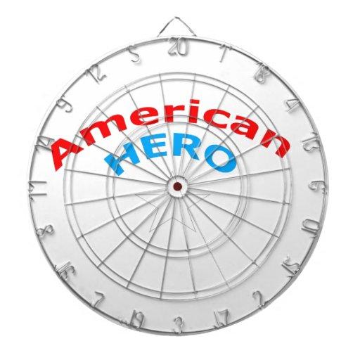 American Hero. Dart Boards