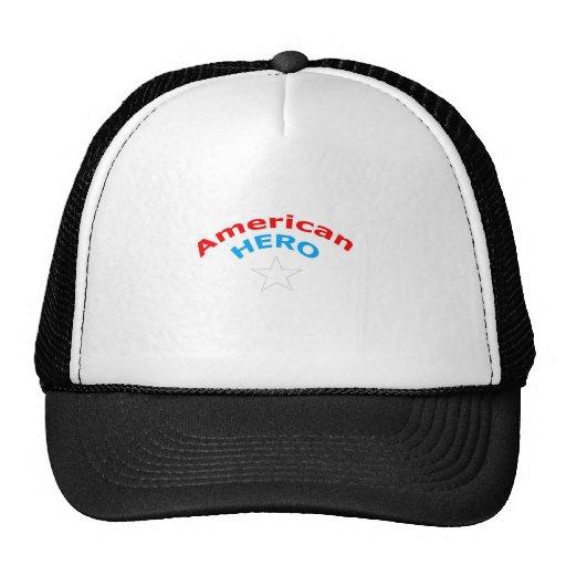 American Hero. Trucker Hats