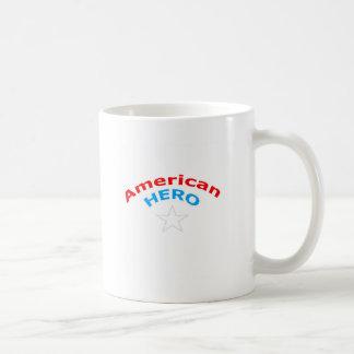 American Hero. Mugs