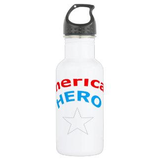 American Hero. 532 Ml Water Bottle