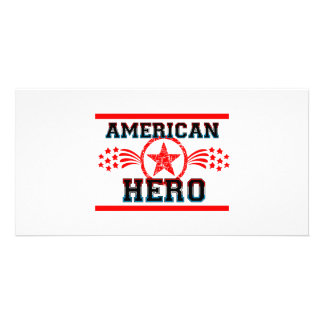 American Hero Photo Cards