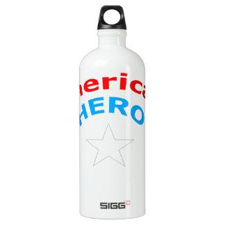 American Hero. SIGG Traveller 1.0L Water Bottle