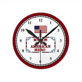American Hero - Son Clocks