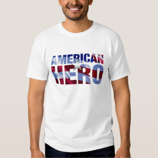 American Hero T Shirts