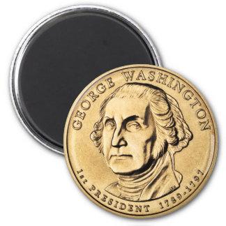 American Hero - Washington Magnet