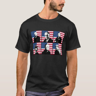 American Heroes of WW2 T-Shirt