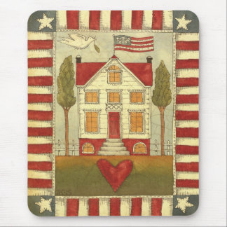 AMERICAN HOME MOUSE PAD