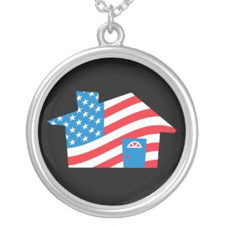 American Home Schools Custom Necklace