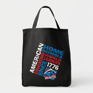 American Home Schools Grocery Tote Bag