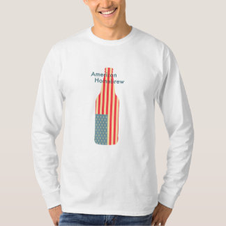 American Homebrew Bottle T-Shirt