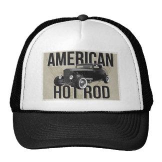 American Hot Rod - brown version Hat