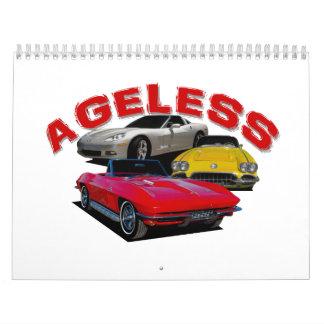 American Hot Rod Calendar