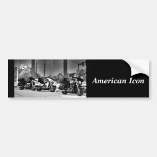 American Icon Bumper Sticker