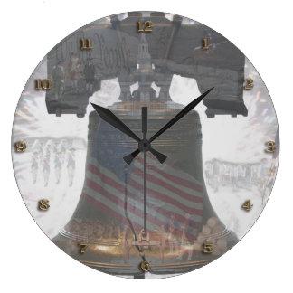 American Icon Wall Clock