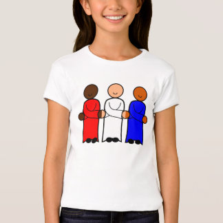 American image of unity t-shirts for girls