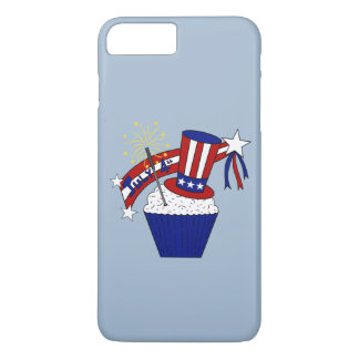 American Independence Day Celebrations iPhone 7 Plus Case