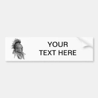 American Indian Bumper Sticker