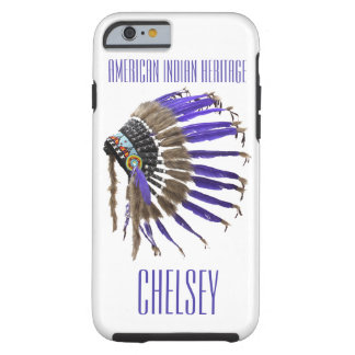 American Indian Heritage iPhone 6 Case