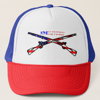 American Infantry Trucker Hat