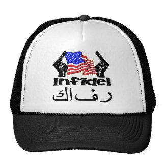 American Infidel Trucker Hats