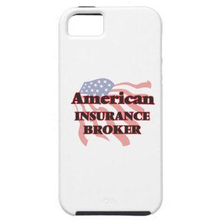 American Insurance Broker Tough iPhone 5 Case