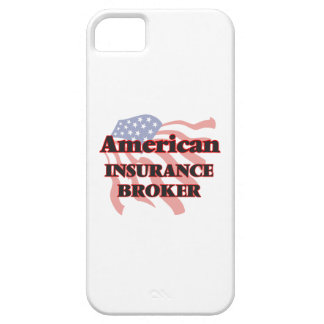 American Insurance Broker iPhone 5 Covers