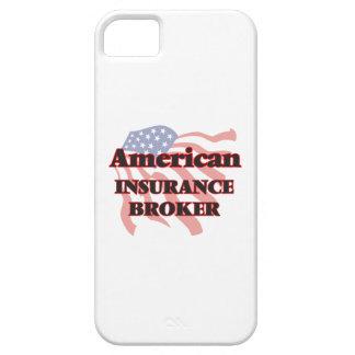 American Insurance Broker iPhone 5 Covers