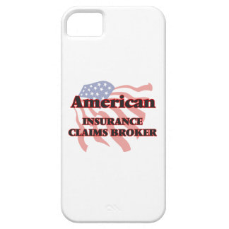 American Insurance Claims Broker iPhone 5 Case