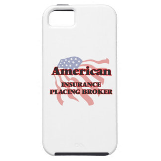 American Insurance Placing Broker iPhone 5 Covers