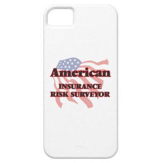 American Insurance Risk Surveyor iPhone 5 Case